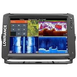 Lowrance Elite-12 Ti TotalScan