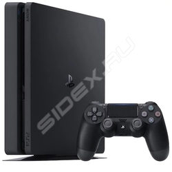 Sony PlayStation 4 Slim 1ТБ + GT Sport Limited Edition (CUH-2008B) (черный)