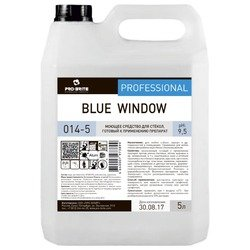 Жидкость Pro-Brite Blue Window 014-5