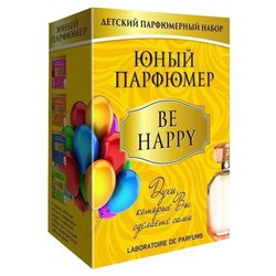 Master IQ Юный парфюмер. BE HAPPY