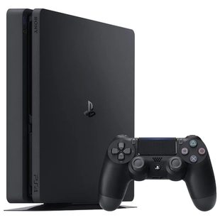 Sony PlayStation 4 Slim 1ТБ + Detroit + Horizon:Zero Down + The Last Of Us + PSN 3мес (CUH-2208B) (черный)